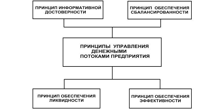 Принципы управления денежными потоками предприятия